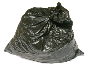 garbage bag