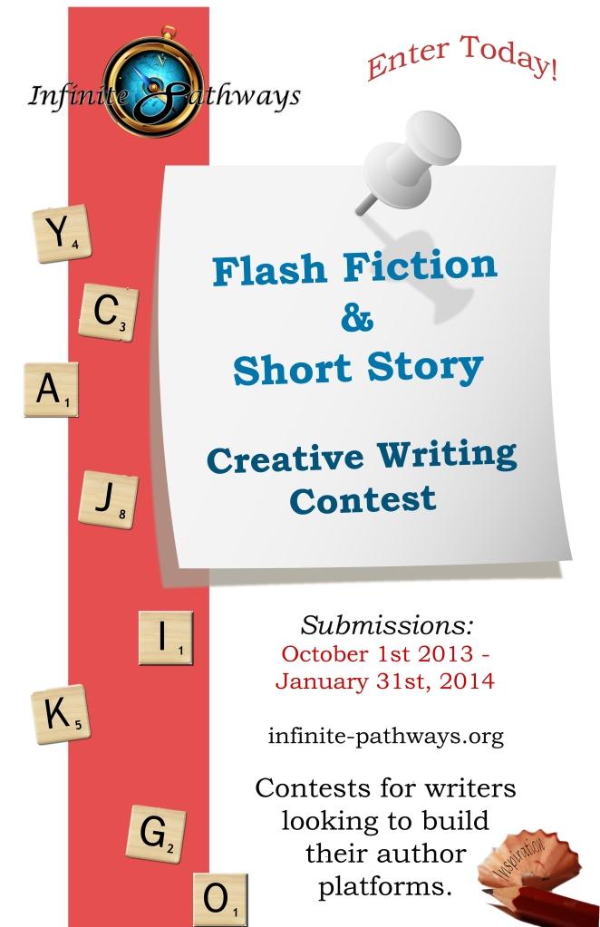 Contest Poster - Fiction