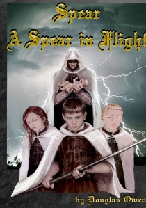 D Owen A Spear in Flight Cover Image