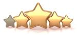 Gold Stars 4