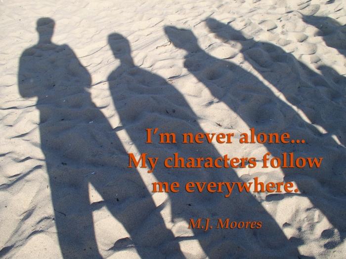 Character Shadows