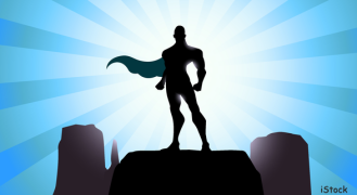 Superhero paint