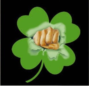 fisted clover