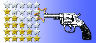 kill rating stars