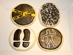 Crime Cookies