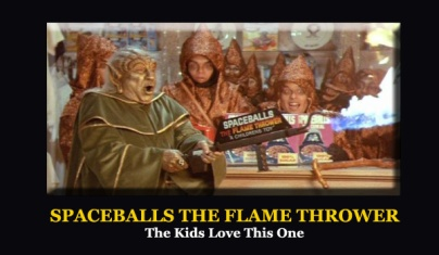Spaceballs Marketing