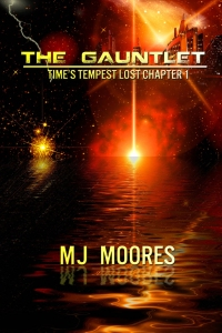 The Gauntlet - ebook cover - 850