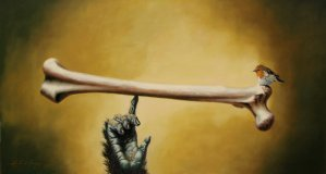 Digit's Balance by LindaRHerzog - Deviantart