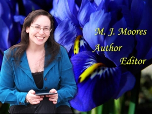 MJ Moores - Author Editor