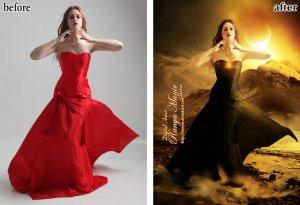 compare contrast