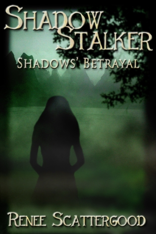 Renee Scattergood - Shadow Stalker cover