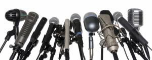 microphones - publicist