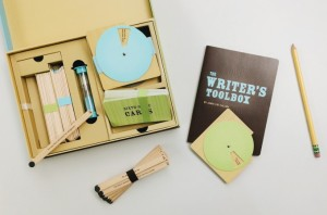 Writer's Tool Box by Jamie Cat Callan
