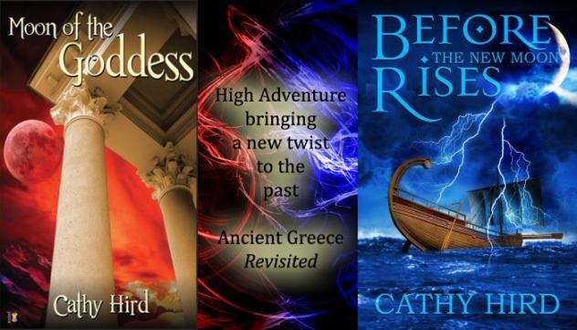 Cathy Hird - Books
