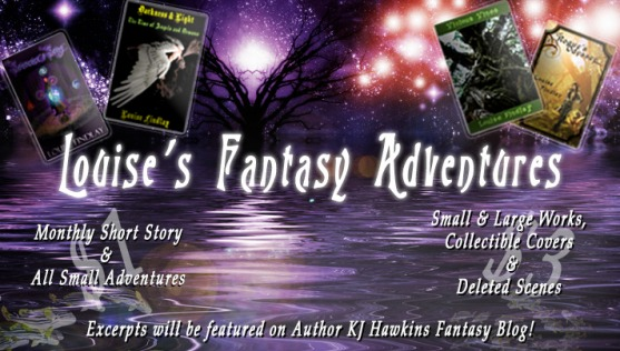 Louise's Fantasy Adventure Series